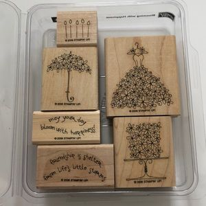 Stampin' Up! Blooming with Happiness stamp set